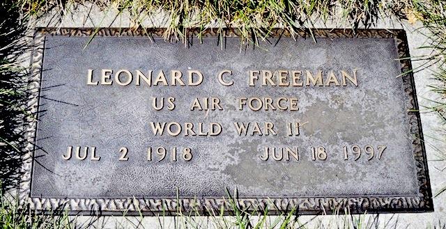 Leonard C Freeman