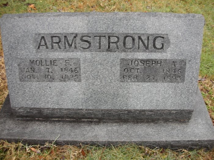 Mollie F. Armstrong