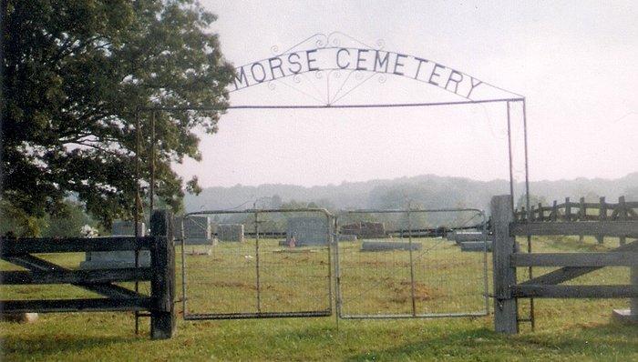 Morse Cemetery #1