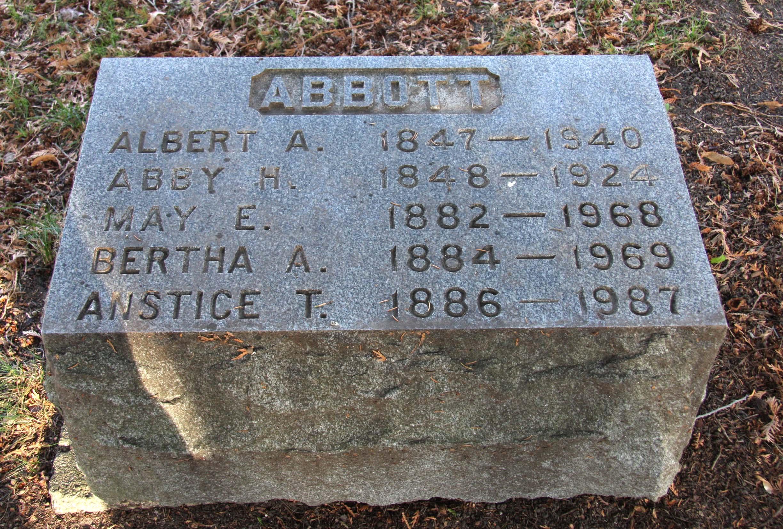 Abby Hawkins <i>Foster</i> Abbott