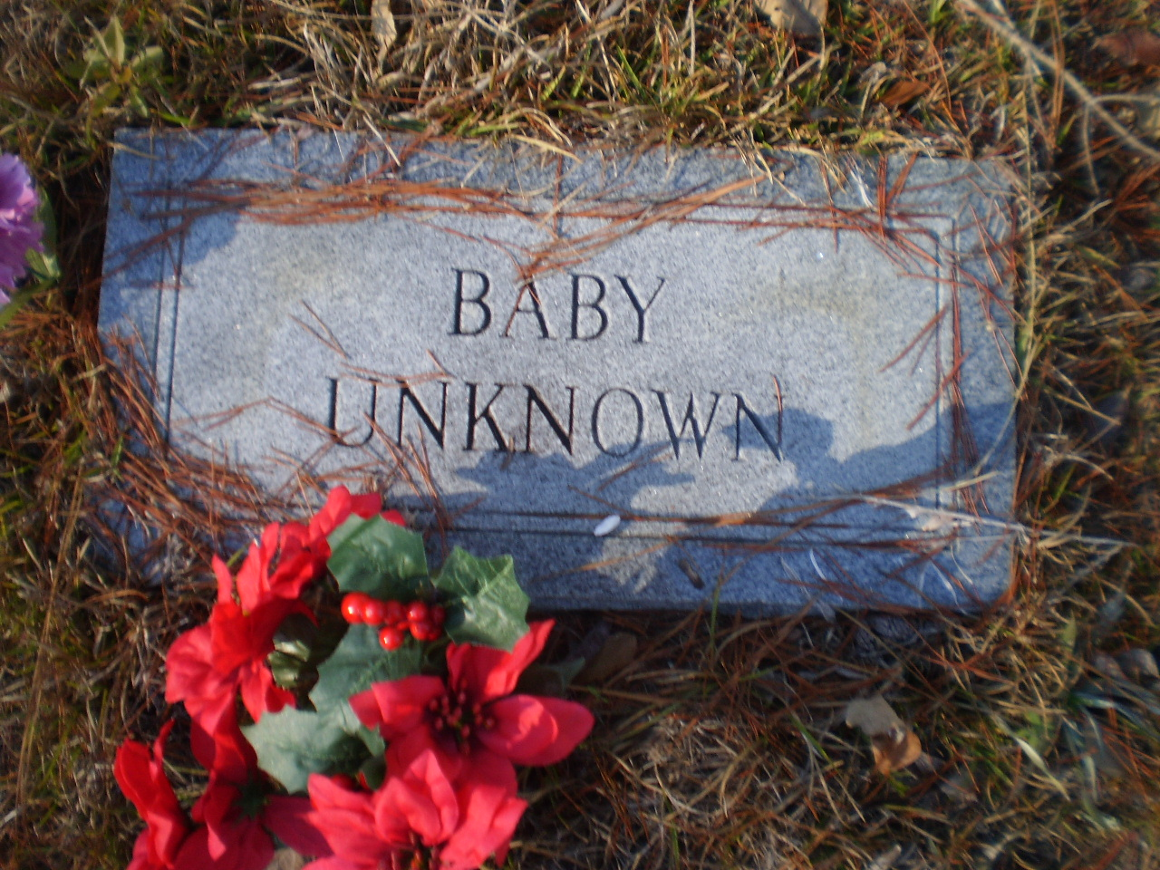 Unknown Infant