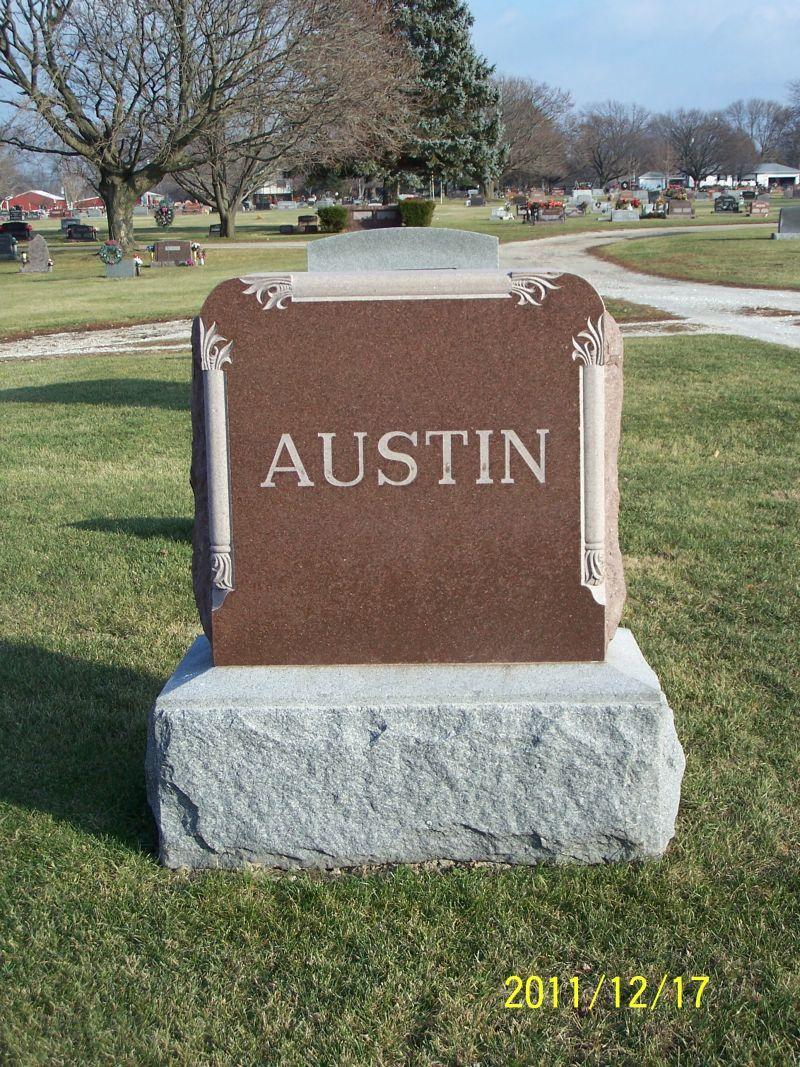 Eliza J <i>McElrea</i> Austin