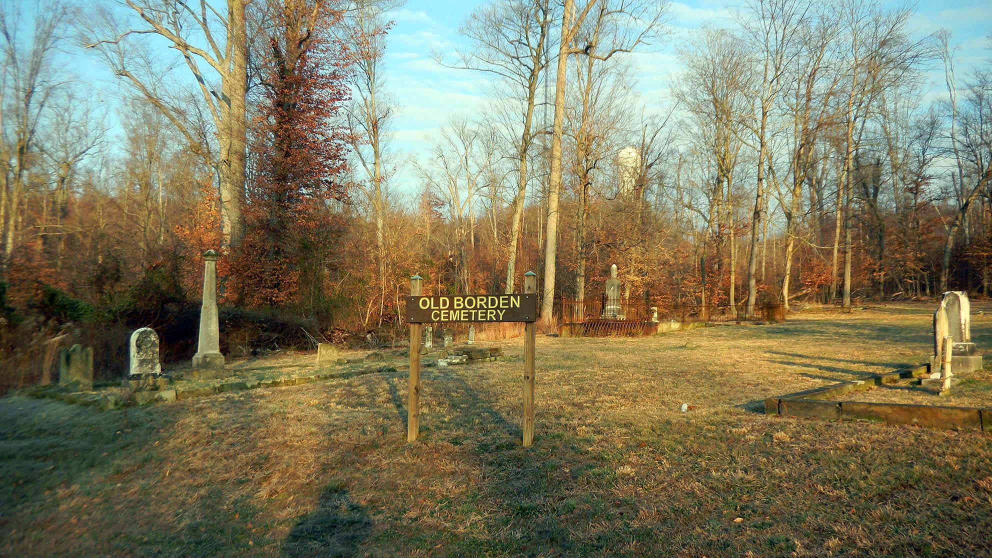 Old Borden Cemetery