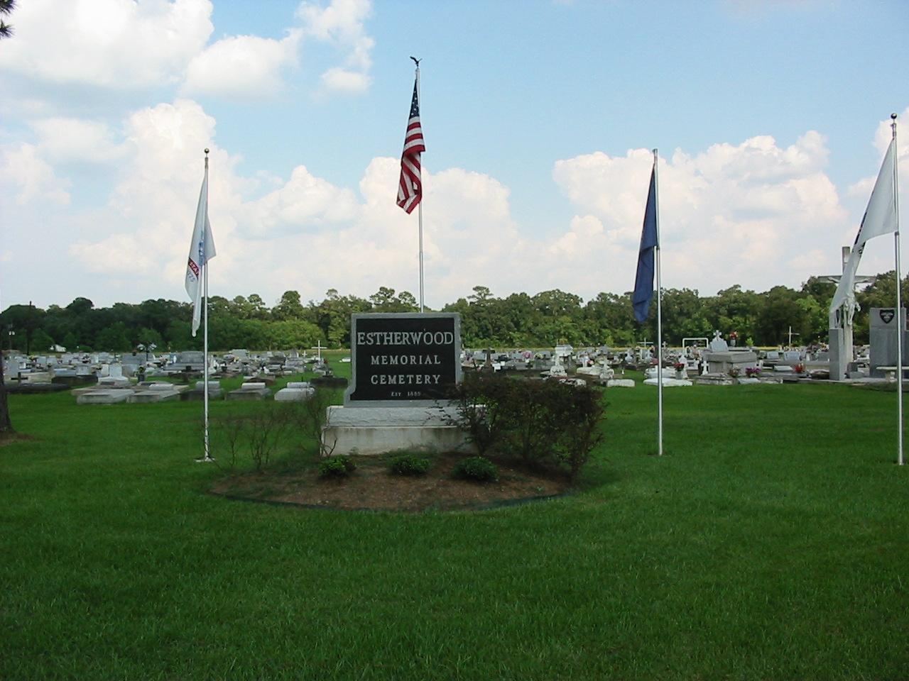 Estherwood Memorial Cemetery