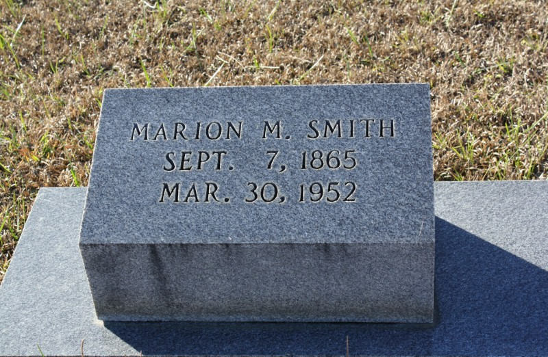 Marion Malone Smith