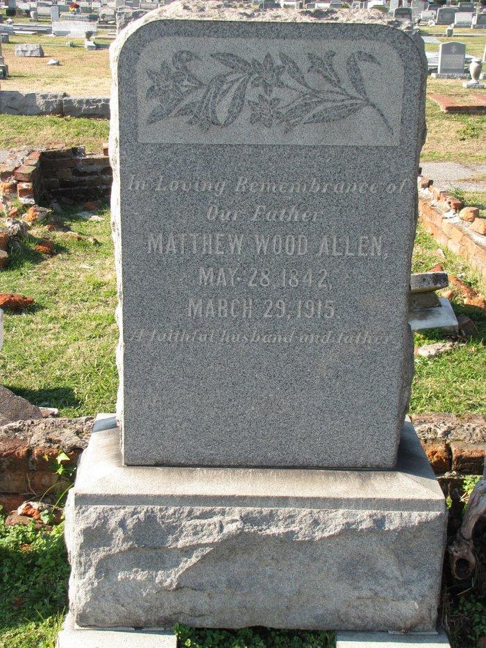 Matthew Wood Allen