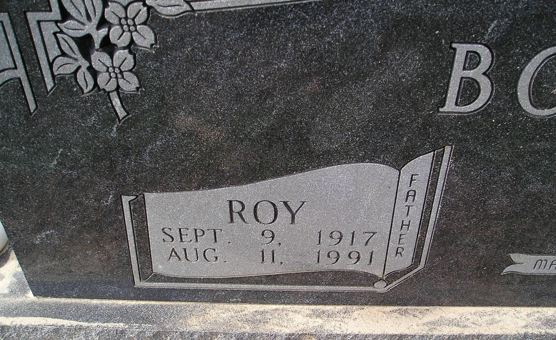 Roy Bobbitt