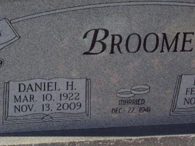 Daniel Hubert Broome