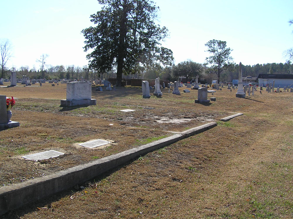 Trenton Municipal Cemetery