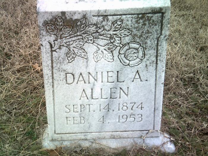 Daniel A. Allen