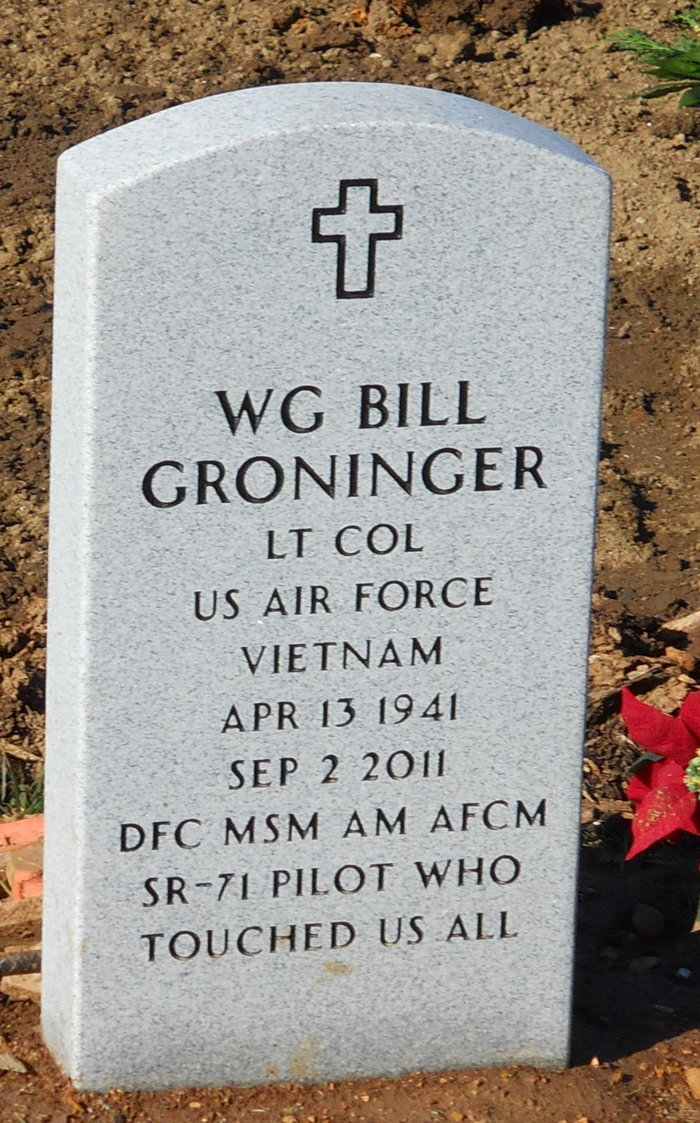 William G Bill Groninger