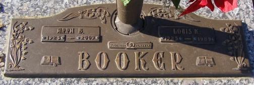 Anna Belle <i>Coons</i> Booker