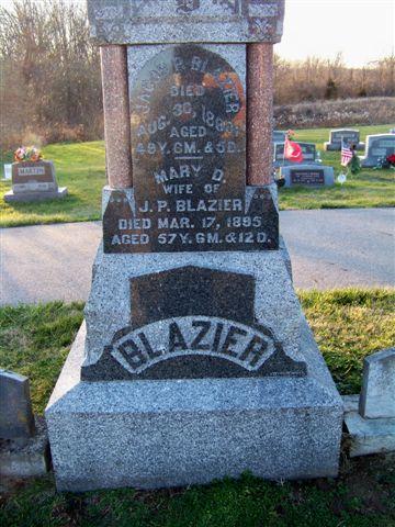 Jacob Price Blazier
