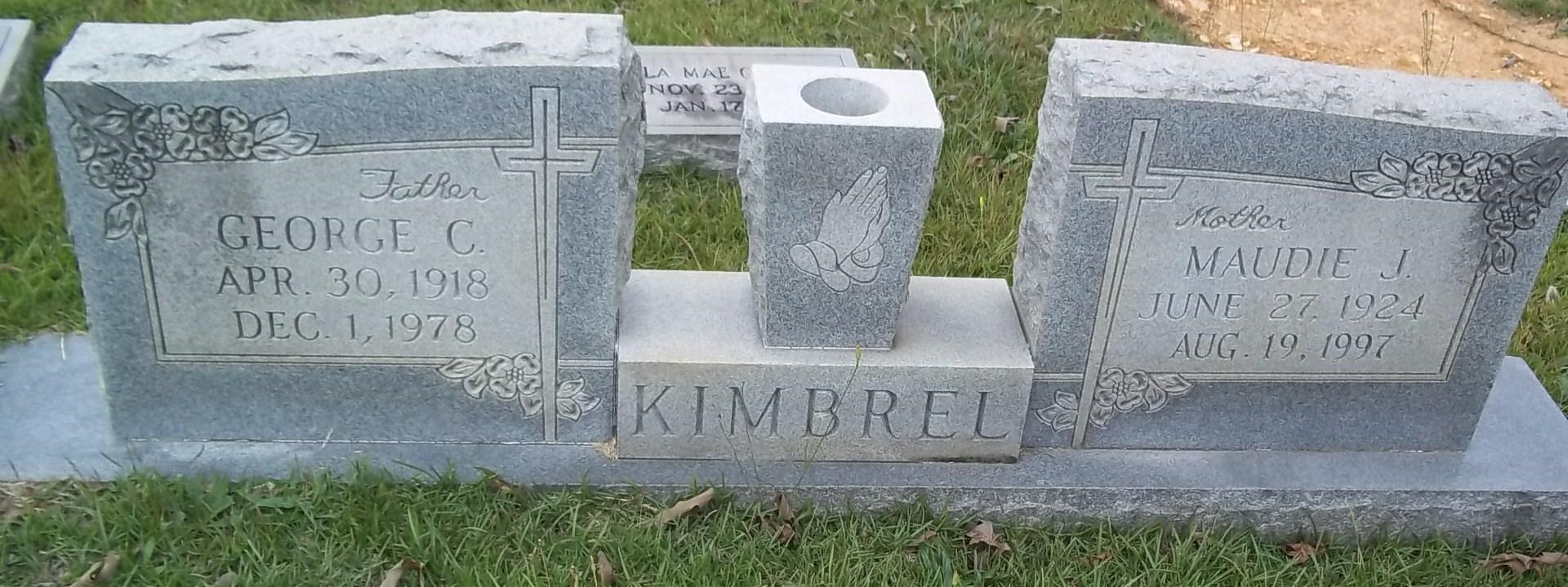 Maudie J. Kimbrel