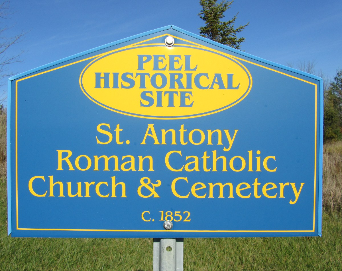 Saint Anthony's Roman Catholic Cemetery