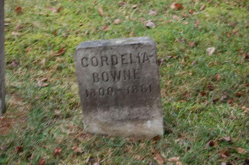 Cordelia <i>Shove</i> Bowne
