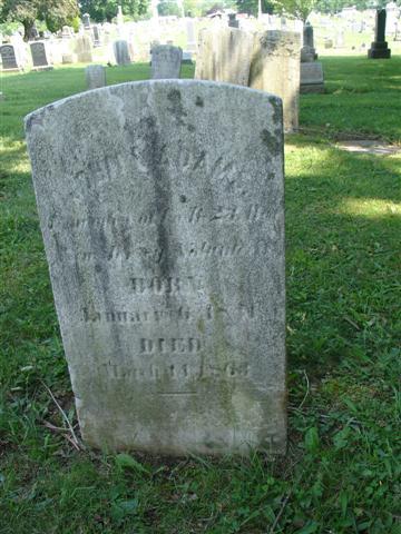 Corp John L. Adams