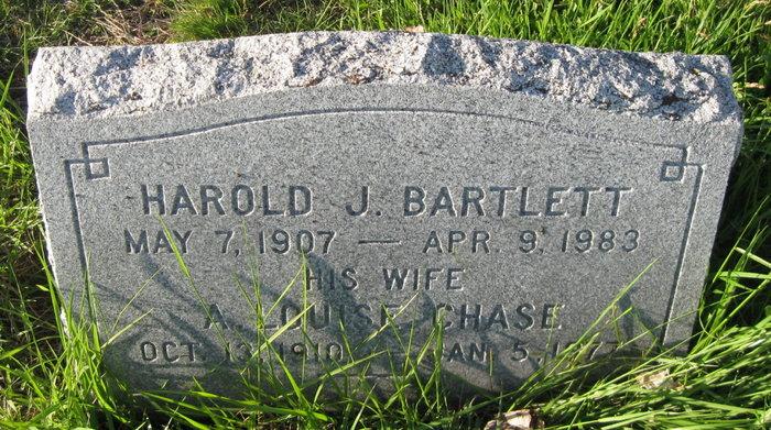 A. Louise E. <i>Chase</i> Bartlett