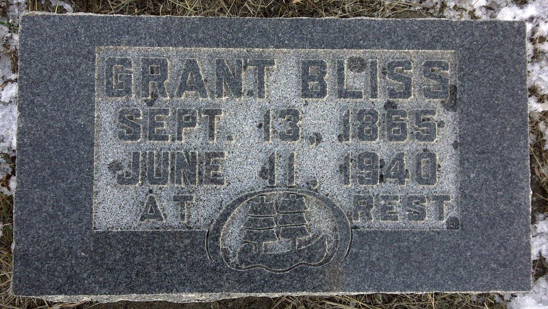 Ulysses Grant Bliss