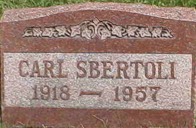 Carl Anthony Sbertoli