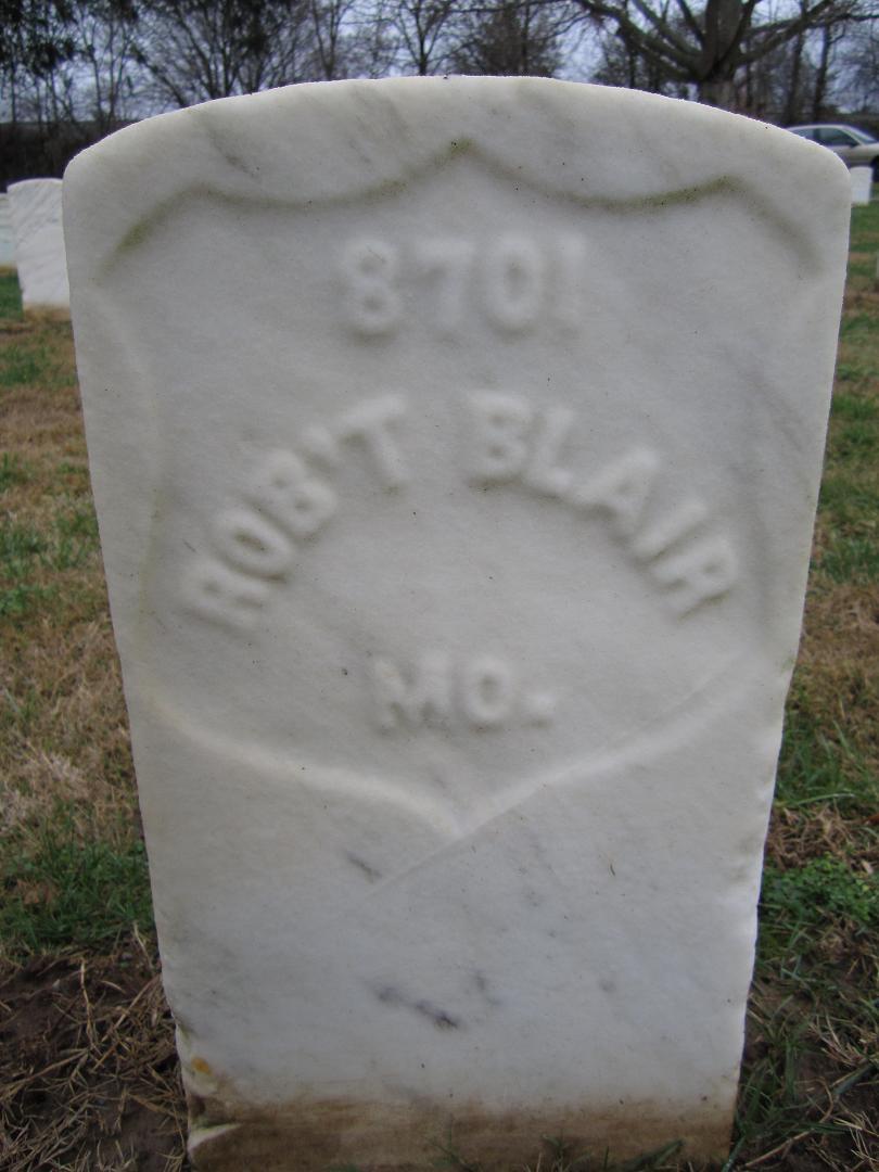 Robert F. Blair