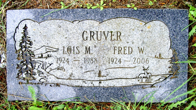 Lois Marie Gruver