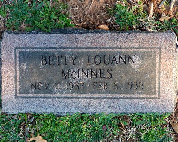 Betty LouAnn McInnes