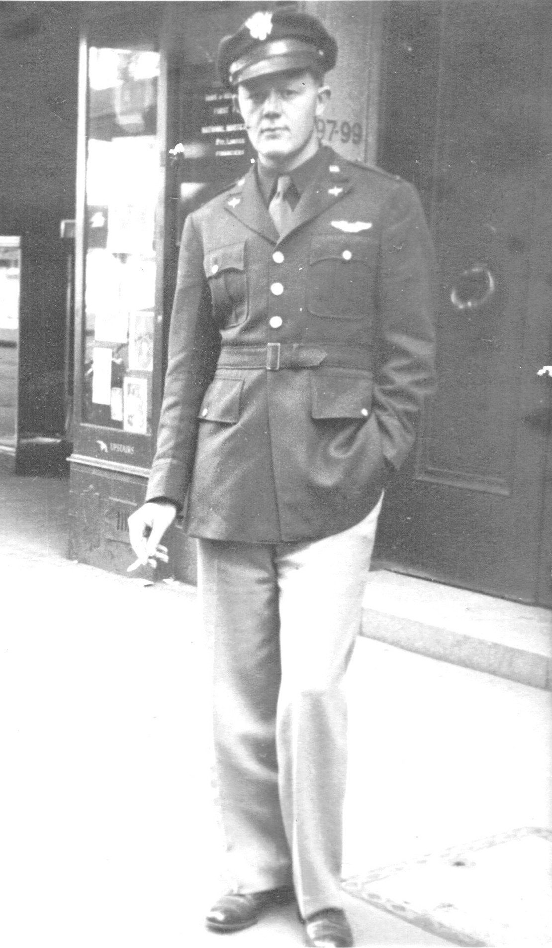 LTC Talmadge Pitts Hambone Gunnels