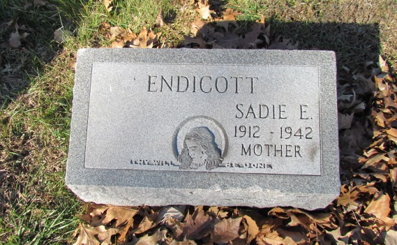 Sadie <i>Scott</i> Endicott