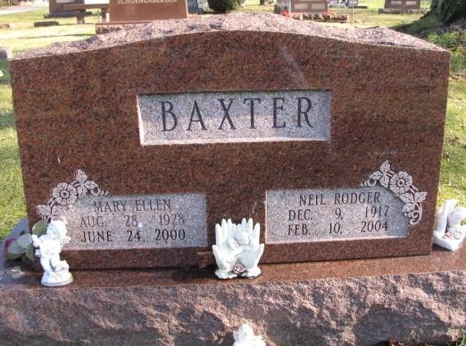 Neil Rodger Baxter