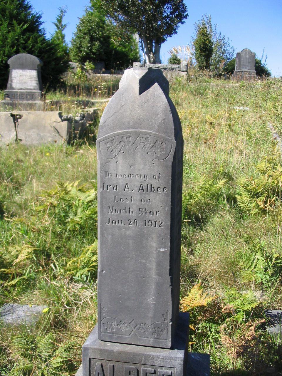 Ira Allen Albee