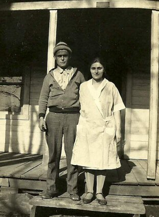 Edna Iola <i>Burt</i> Smallridge