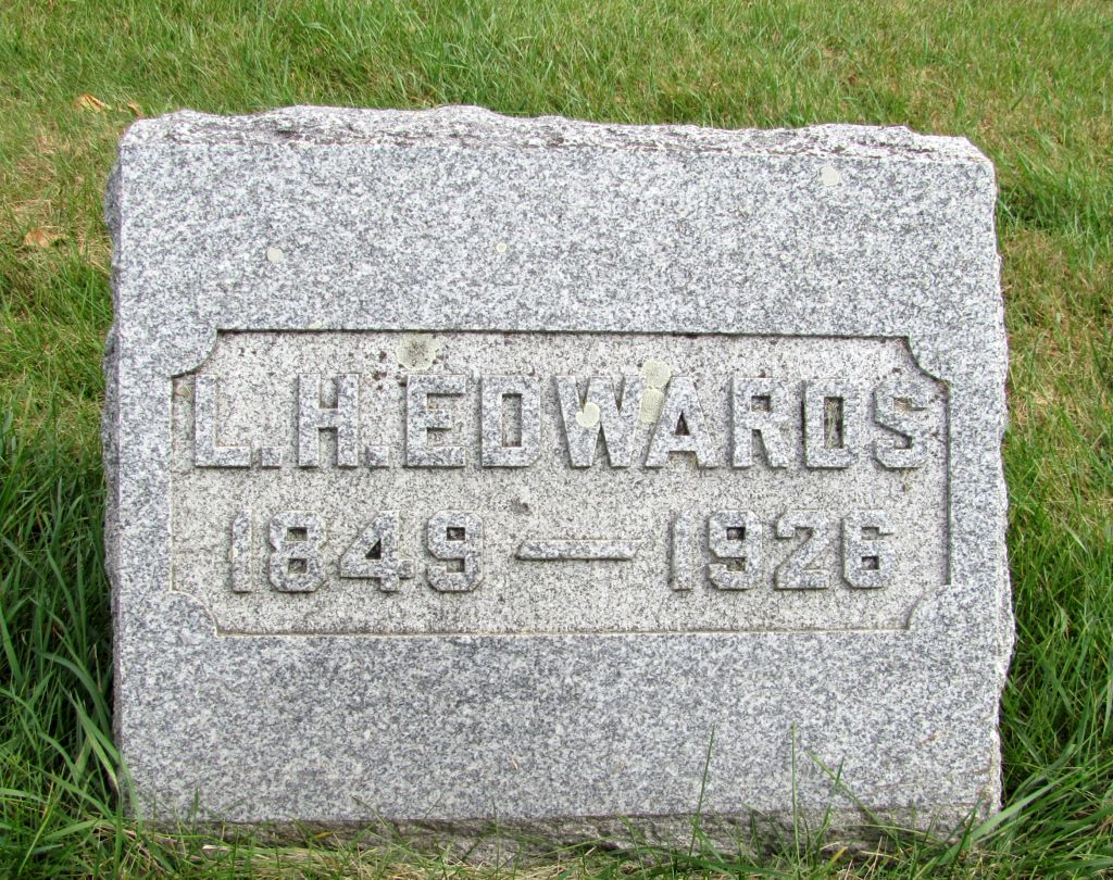 Luther H. Edwards