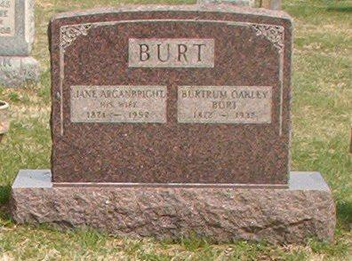 Burtrum Oakley Burt