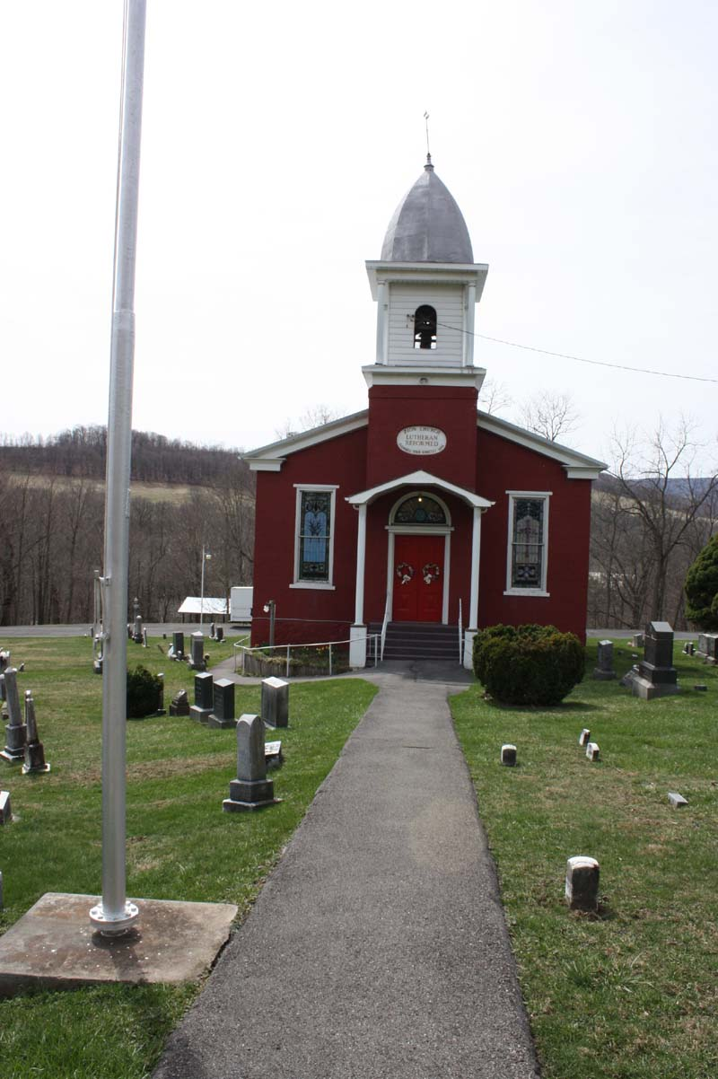 Wellersburg Church Cemetery