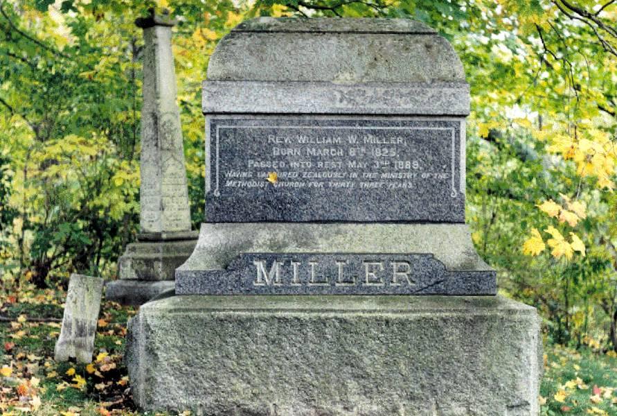 Rev William Wesley Miller