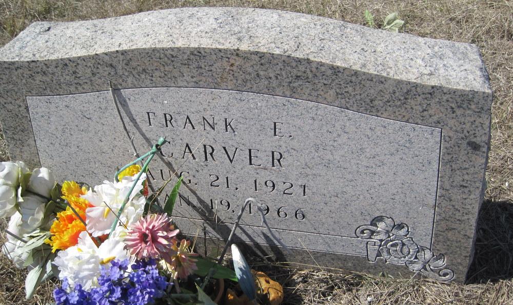 Frank E Carver