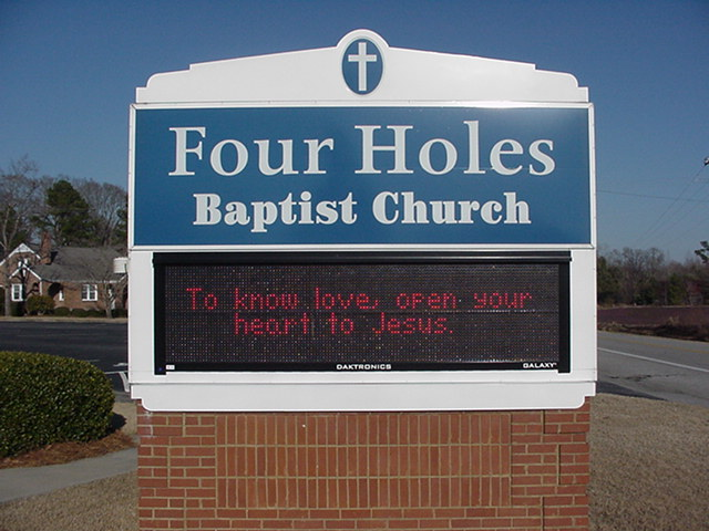 Four Holes Baptist Church Cemetery