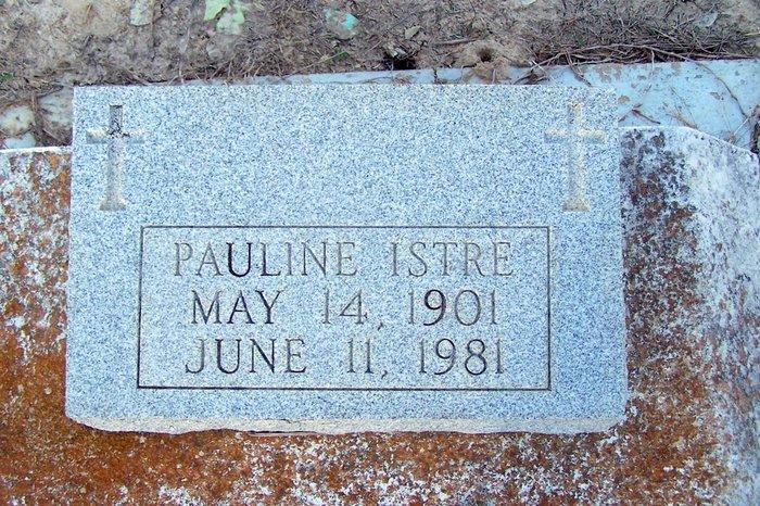 Pauline <i>LaBouve</i> Istre