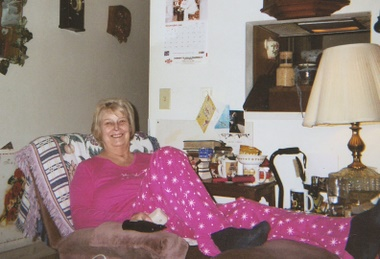 Elizabeth Ann <i>Warstler</i> Johnson