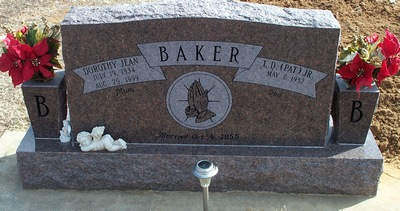 Leander Dewey Pat Baker, Jr