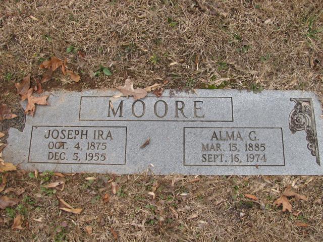 Joseph Ira Moore