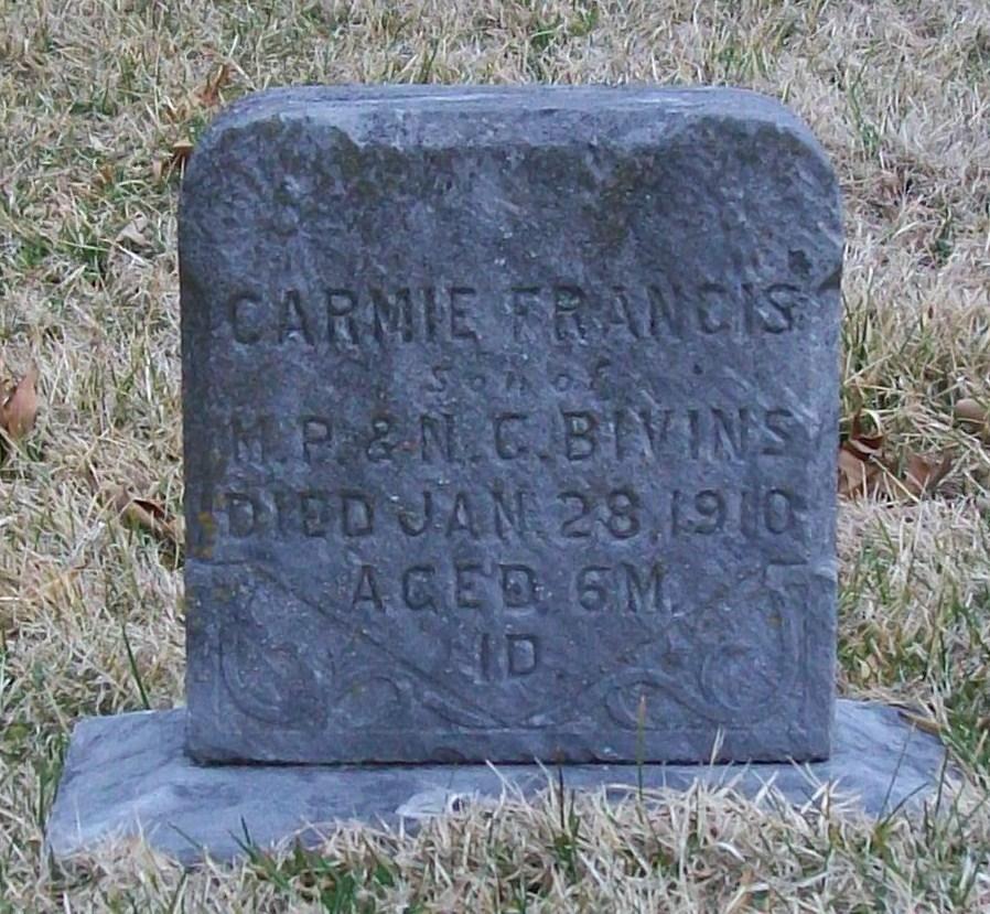 Carmie Francis Bivins