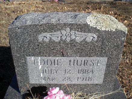 Edward D. Eddie Hurst
