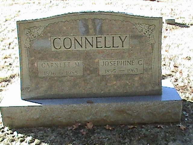 Josephine <i>Crouch</i> Connelly