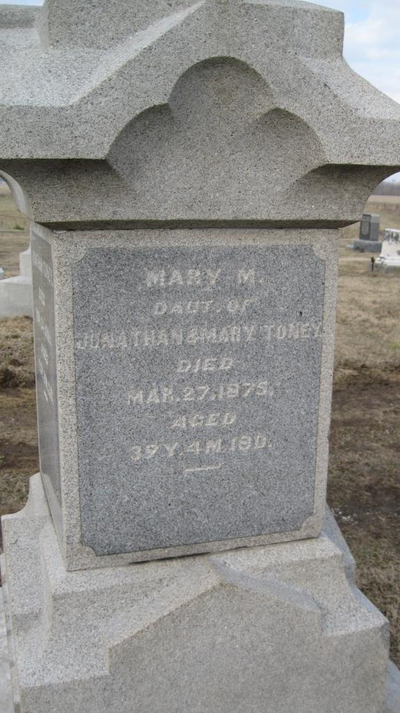 Mary M. Toney