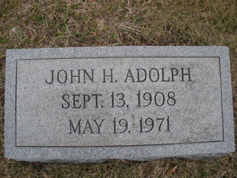 John H Adolph