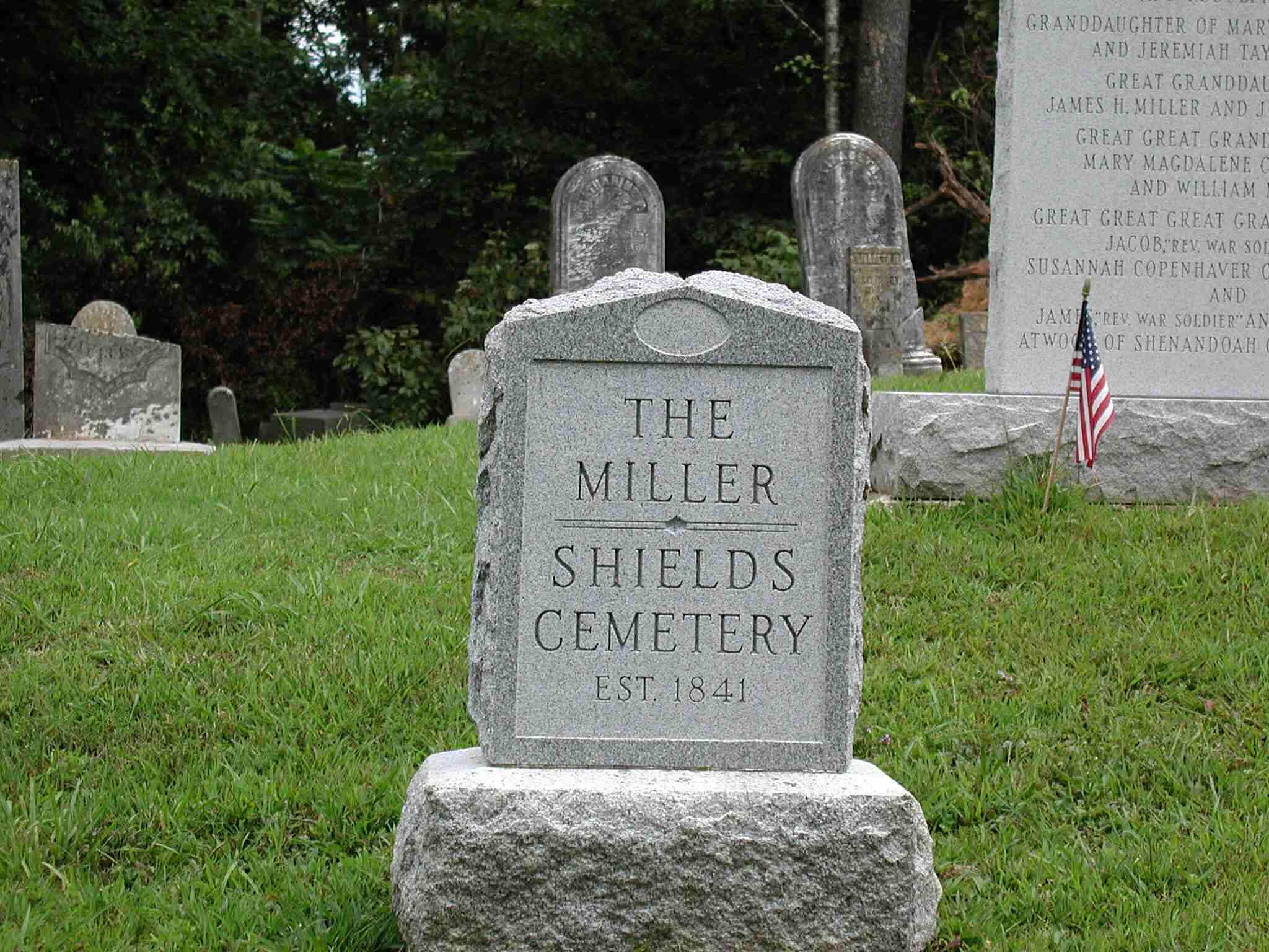 Miller-Shields Cemetery