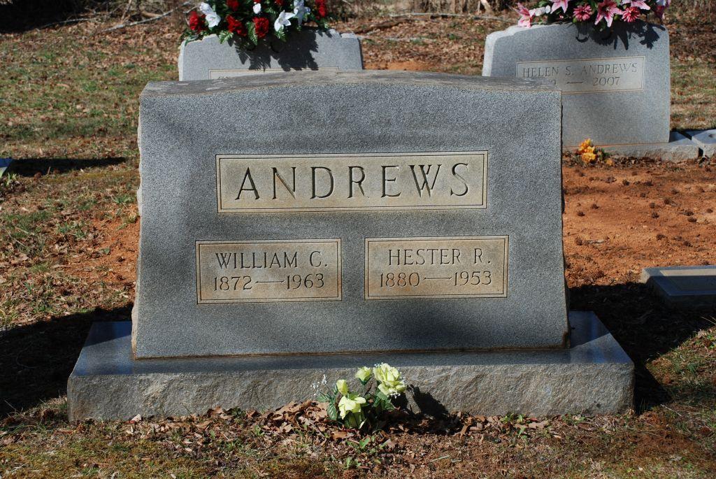 Hester Ann <i>Rogers</i> Andrews
