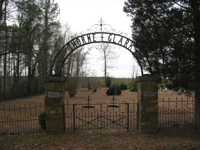 Thorne-Clark Cemetery